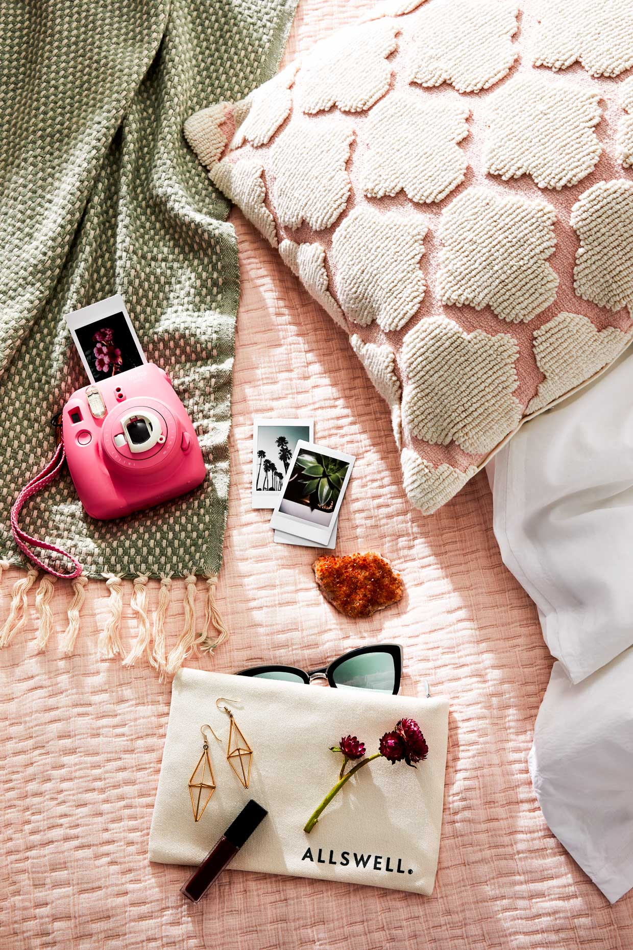 Allswell-Glam-Bedding-Instax-Polaroid-Camera-Jet-Still-Life-Photographer-Photography-Rick-Holbrook