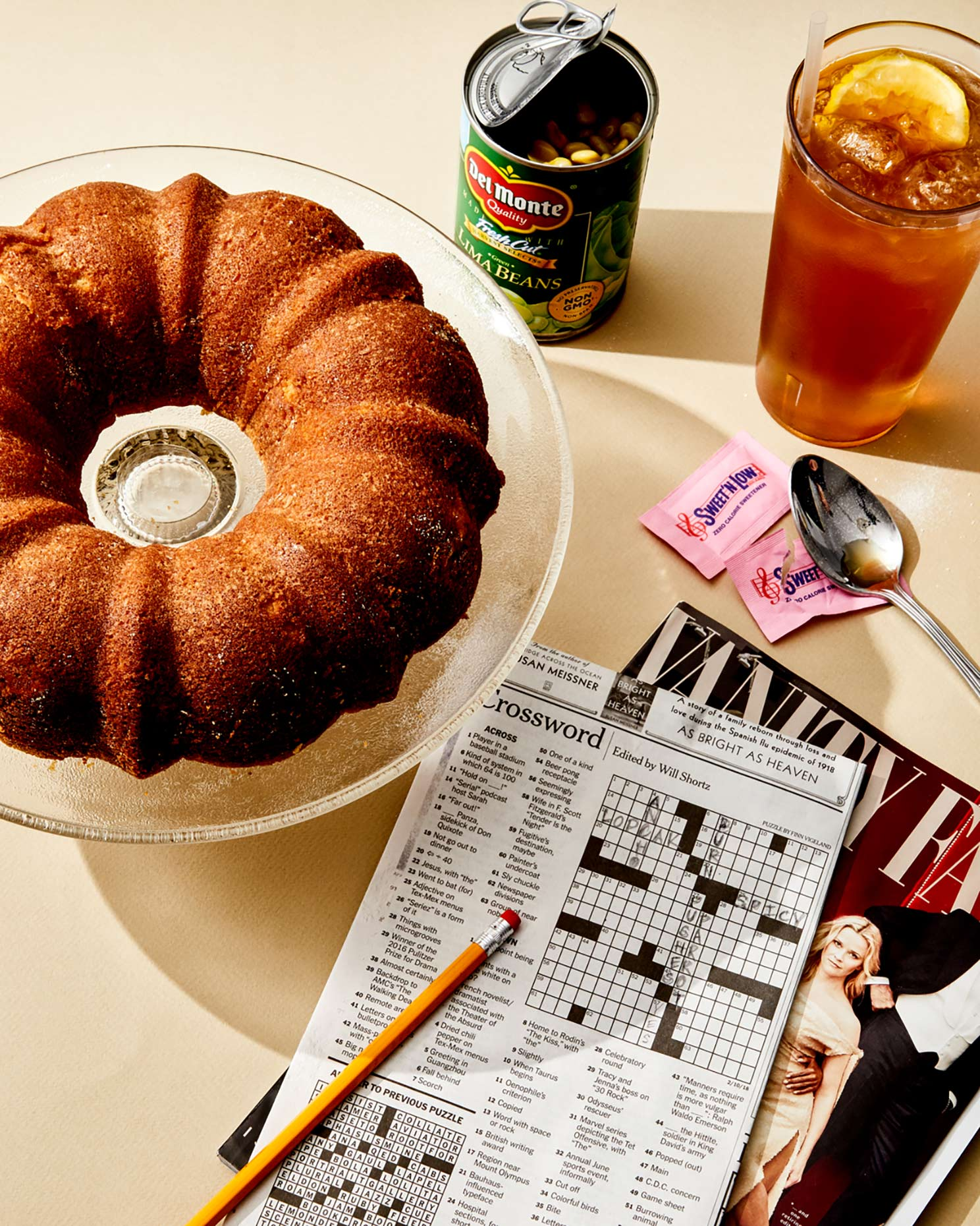 Bundt-Cake-Crossword-Puzzle-Tea-Food-Photographer-Photography-NYC-New-York-Rick-Holbrook