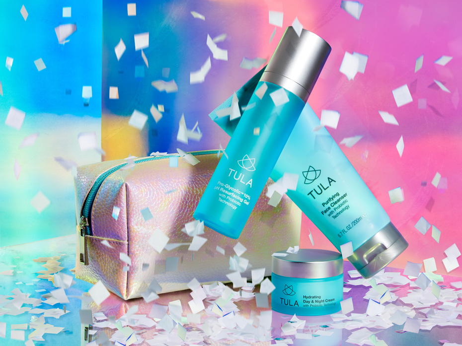 Tula-Skincare-Confetti-Holiday-Iridescent-Beauty-Photography-Rick-Holbrook